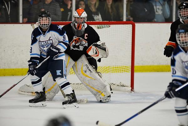 Chagrin Hockey v. Kenston Scrimmage '15