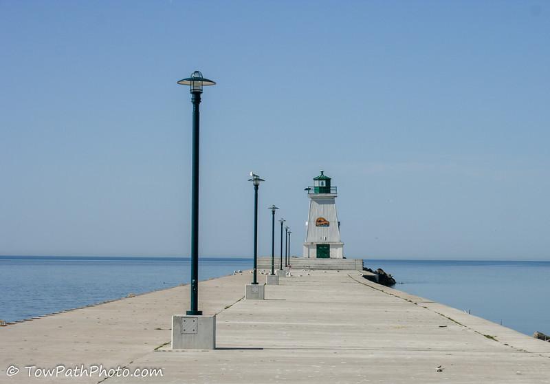 Port Maitland Light