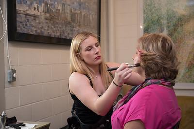 Make-up artistry by Tara