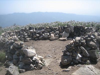 Mt. Lukens from Deukmejian Park 5-9-14