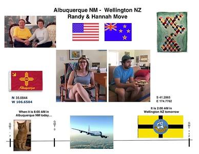 Randy & Hannah to NZ 5/23/2018