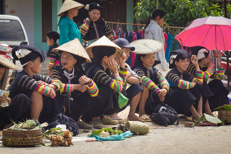 Things to do in Vietnam-Bao Lac Ethnic Market