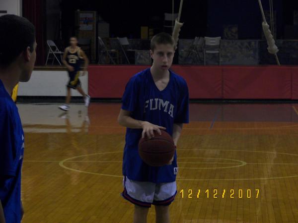 Basketball:  FUMA vs Fluvanna