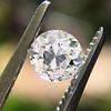 .52ct Old European Cut Diamond, GIA F VS2 0