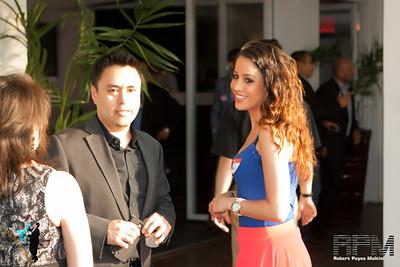 JONTRE- HB Prod. & ULP Network Summer Solstice Soiree @ Copacabana NY 6/21/13