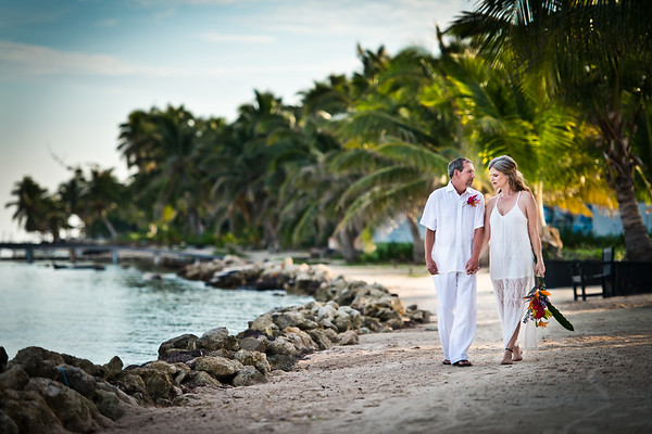 Rhonda & Wes - Wedding - Belize - 14th of October 2017