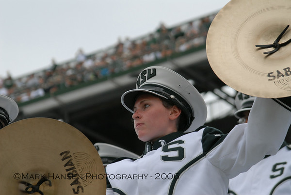Spartan Marching Band 2006