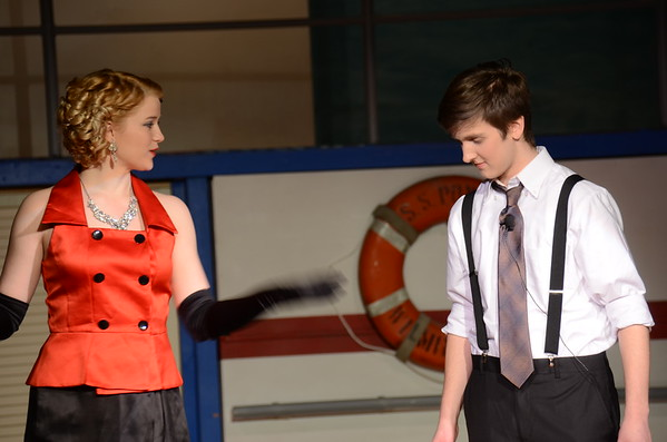 Anything Goes - 2/25/15 Dress Rehearsal