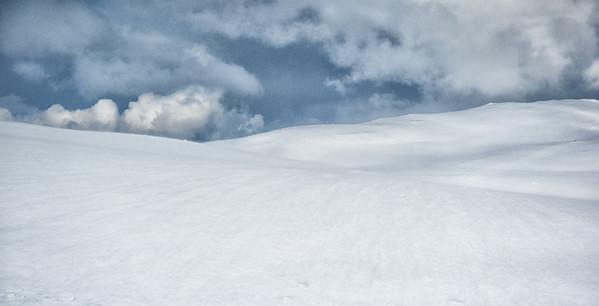 Gorgeous Fields of Snow