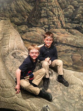 Academy of Natural Science Trip