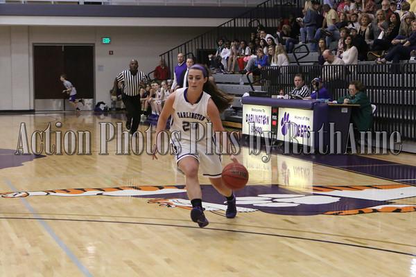 Basketball Varsity Girls vs Wesleyan Dec 6 2013