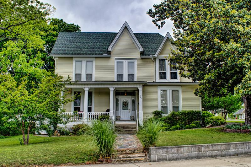 Dr. G. L. Cunningham House - Morrilton, AR ca. 1881