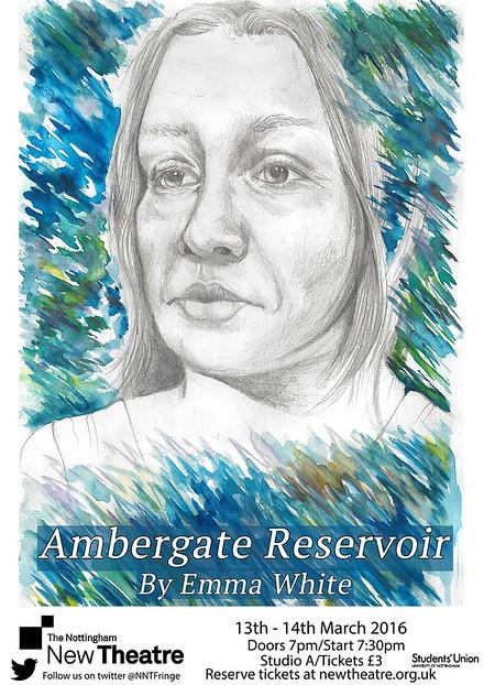 Ambergate Reservoir poster