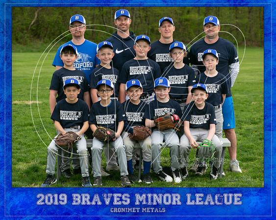 Steele Minor League Braves