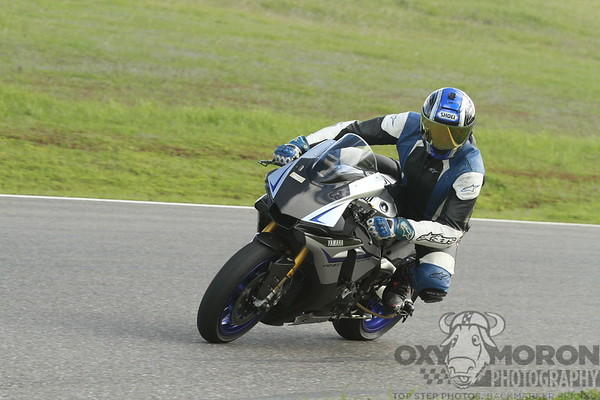R1 Blue Leathers