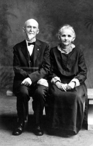 Burk, Charles & Wife