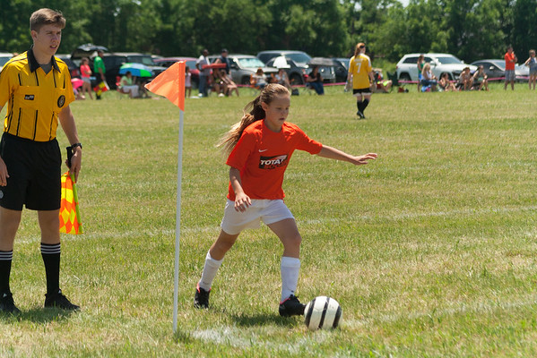 Hershey Invitational Soccer Tournament - CIA G13 at Total Soccer Pride at GUSC Icebreakers 6-19