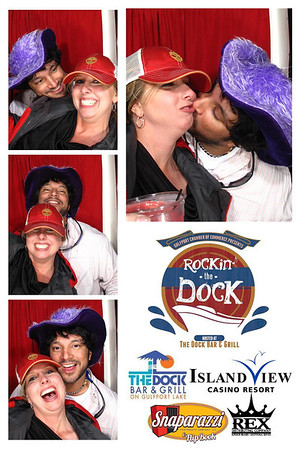 Rockin' the Dock