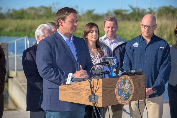1-29 Environmental announcement Everglades