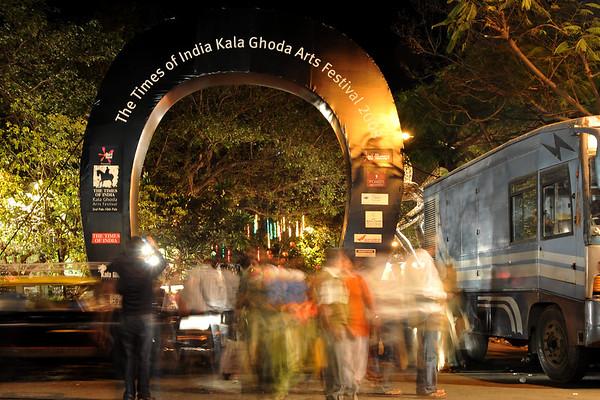 Kala Ghoda Arts Festival, Feb 2008
