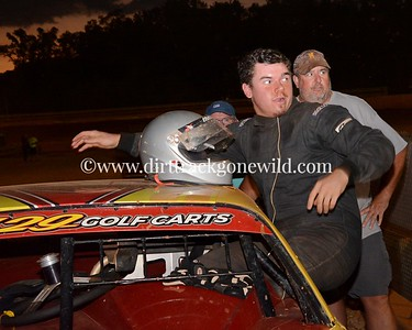 Lavonia Speedway September 3rd 2018