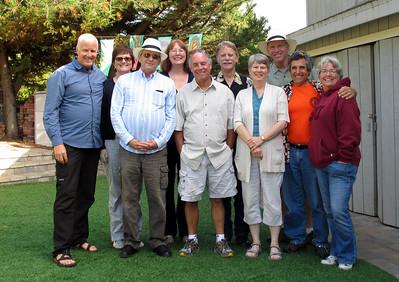 Allen Hall Reunion 2012