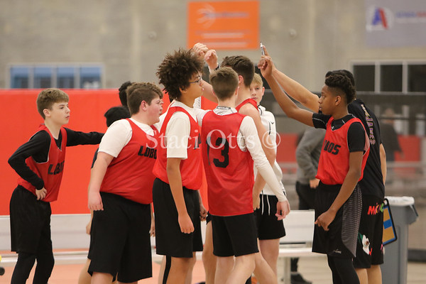 Lobos Basketball Spring 2019