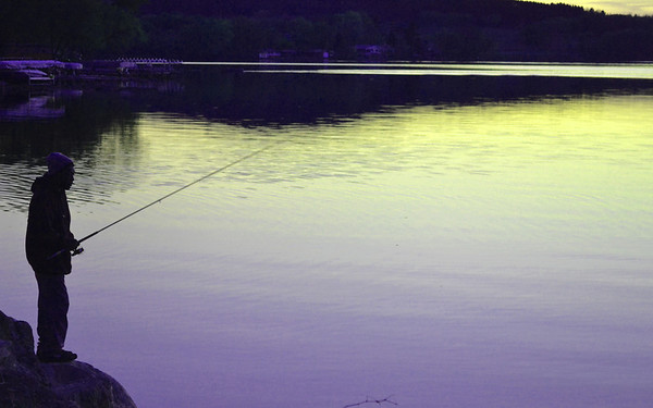 Devil's Lake Wisconsin May 2013