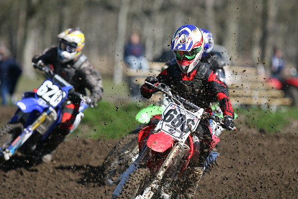 Rivers Edge Winter Series MotoX Race 01 28 2007