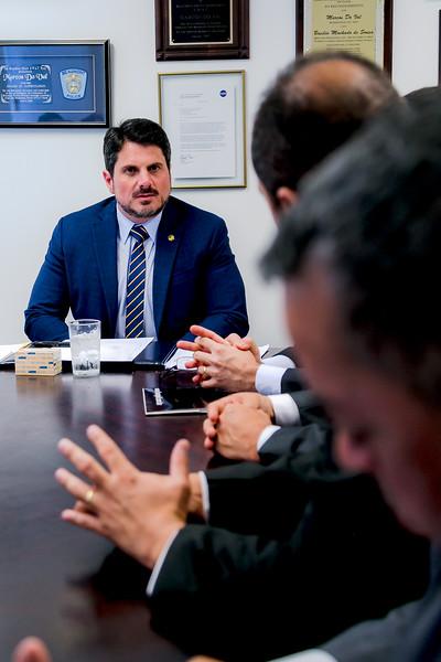 27082019_representantes da FENAPEF,FENAPRF e SINPOL DF_Senador Marcos do Val_Foto Felipe Menezes_05.jpg