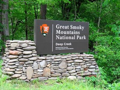 Deep Creek Campground, NC