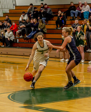 Set seven: Girls Varsity Basketball v Cascade Christian 01/15/2019