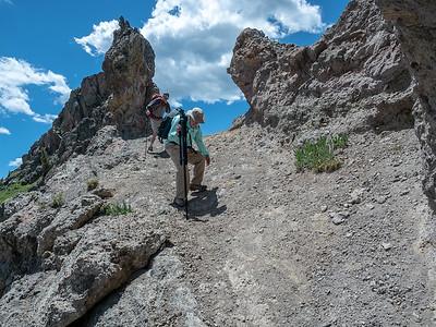 Quartz Ridge Hike, June 2018