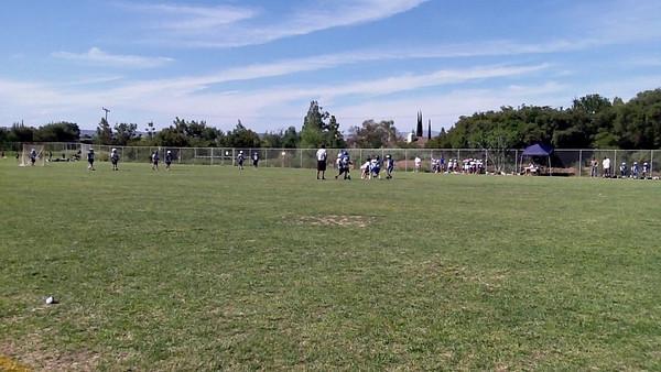 Henry's Lacrosse vs. Agoura