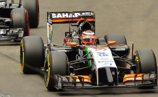 Around the Grand Prix of Monaco