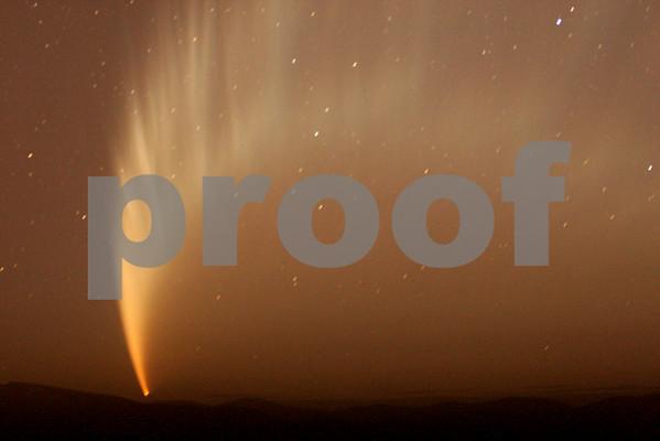 McNaughts Comet 2006