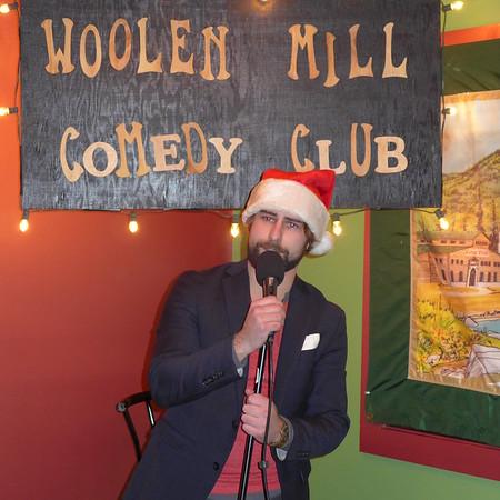 Woolen Mill Comedy Club