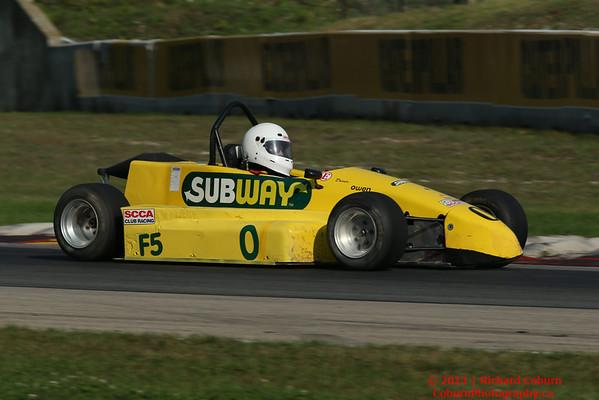 2013 SCCA Formula 5