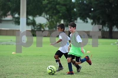 Simply Soccer Camp Week 8 August 10-14, 2020
