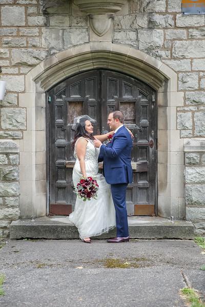 Marissa and Eric Wedding