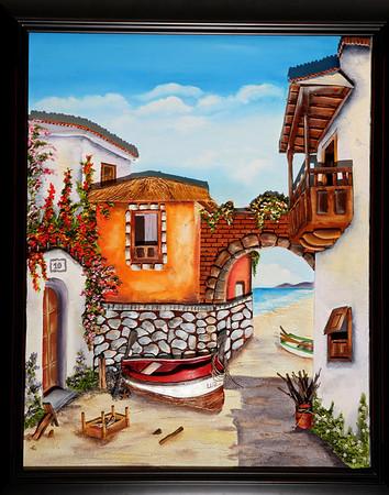 Mirians paintings