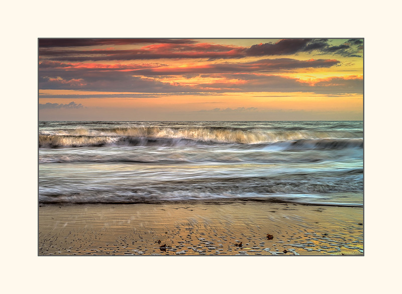 Receeding tide - Waxham beach.jpg