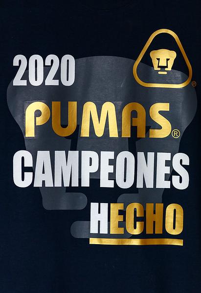PUMAS CAMPEONES 2020