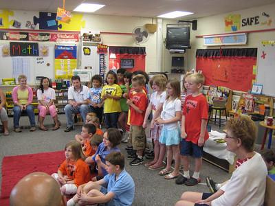 Karisa - end of 1st Grade 2009