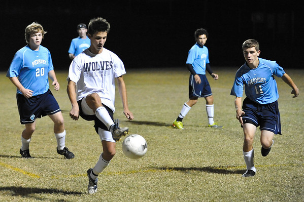 Lincolnton vs Piedmont Soccer Playoffs Nov 3, 2010