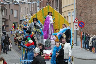 Carnavalstoet Steendorp 2012 - Deel 2