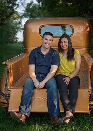 Rabiya and Todd Engagement