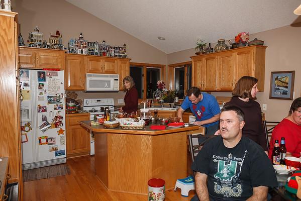 2013 Wetterlind Holiday Gathering