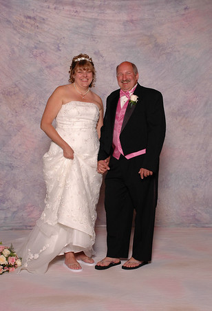 Natalie & Mike, June 2, 2007