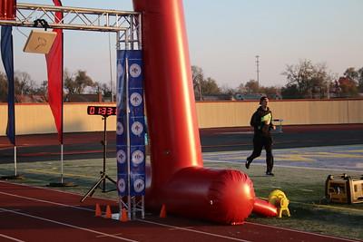 Dayton Turkey Trot Half Marathon & 5K